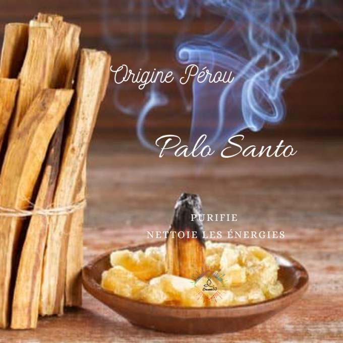 Palo Santo  Origine Pérou