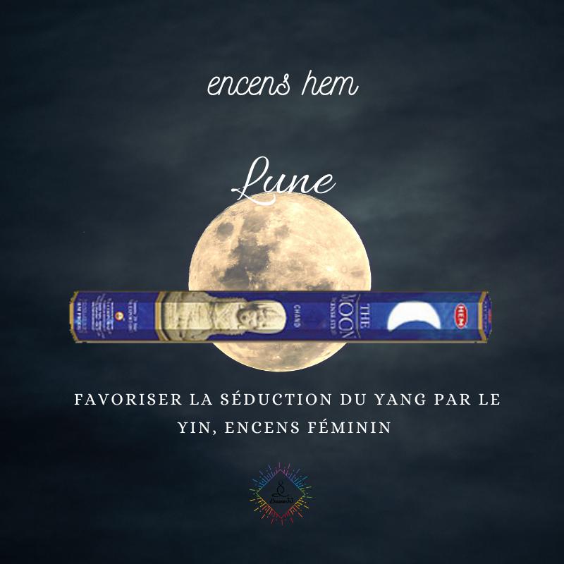 Encens Hem Lune 20g