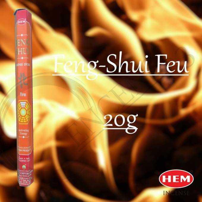 Encens Hem Feng Shui Feu