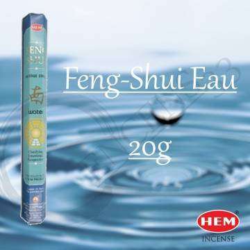 Encens Hem Feng Shui Eau
