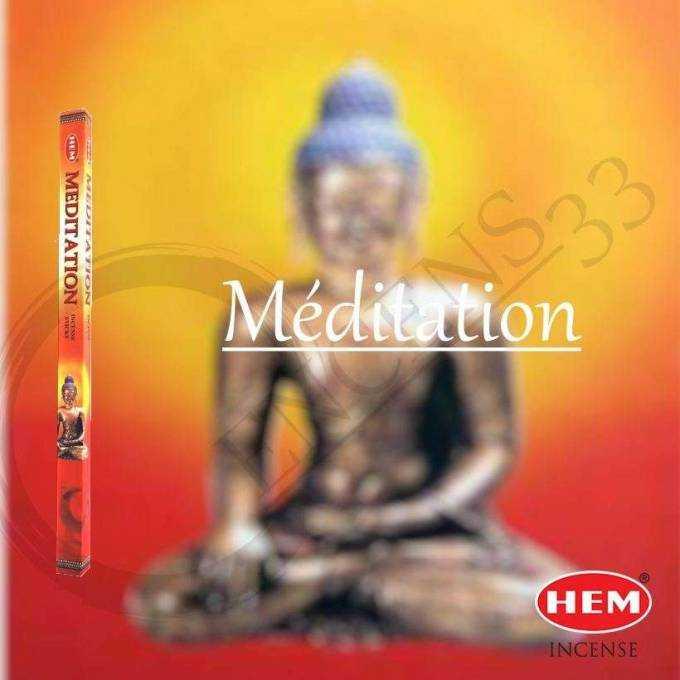 Encens Hem Méditation