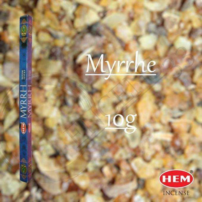 Encens Hem Myrrhe