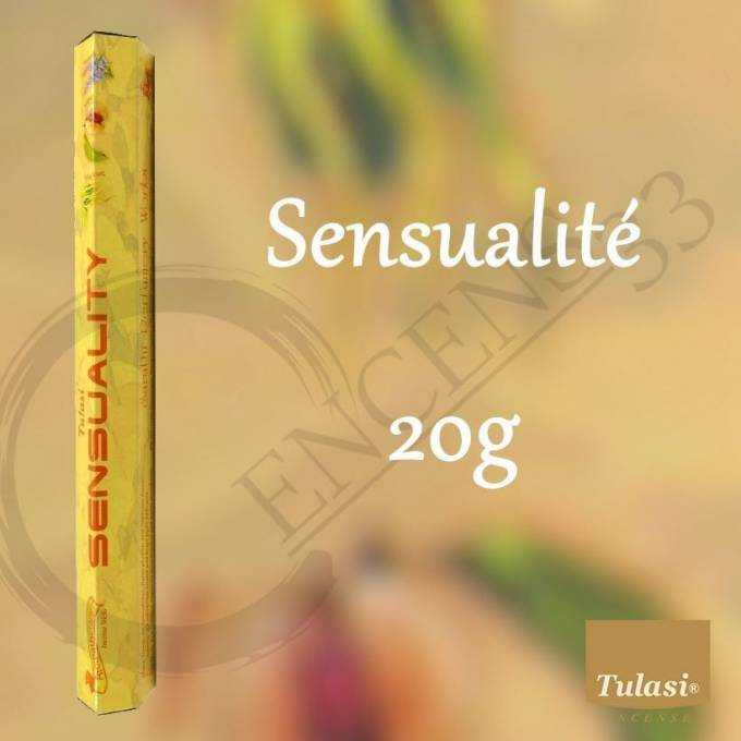 Encens Tulasi Sensualité