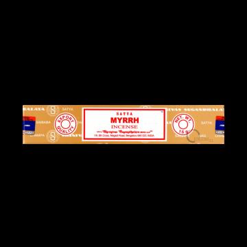 Encens Satya Myrrhe 15g