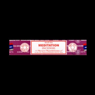 Encens Satya Méditation 15g
