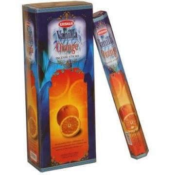 Encens Krishan Orange Vanille