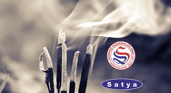 Encens Satya indien